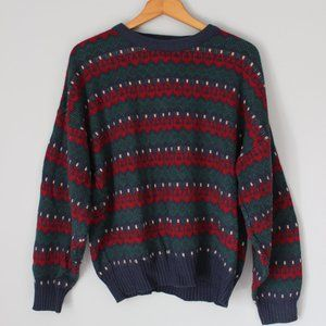 Vintage Stoneriver Men's Sweater
